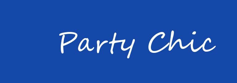 Party Chic Clothing