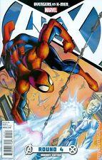 Avengers Vs X-Men #4 Marvel Comics 2012 Mark Bagley 1:25 Variant Cover Comic