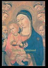 USA #3176 32c Madonna & Child Stamp First Day Ceremony Program