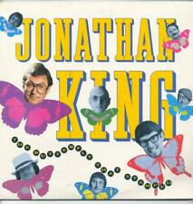 "JONATHAN KING - THE BUTTERFLY THAT STAMPED - 12"" VINYL LP (DOUBLE)"