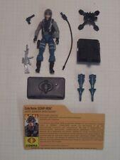 GI Joe 25th Anniversary Cobra Arctic Scrap Iron - READ!!!
