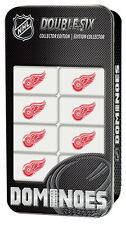 NHL Detroit Red Wings Dominoes