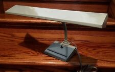 MINT! VINTAGE 50 - 60's SIGHTMASTER GOOSE NECK INDUSTRIAL LAMP ART SPECIALTY CO.