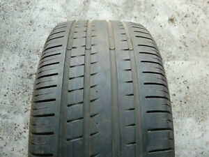 TYRE PIRELLI P ZERO ROSSO 265 45 20 5+mm FITTING AVAILABLE TESTED S817