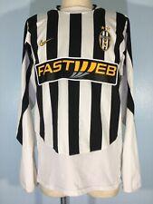 VTG JUVENTUS FC ITALY KAPPA 2001 2002 KAPPA FOOTBALL SHIRT SOCCER JERSEY M