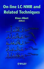 On-line LC-NMR and Related Techniques Klaus Albert (Editor) 9780471496496