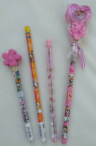 Diddlina Pencils and sharpener set Diddl collectables   stationery set