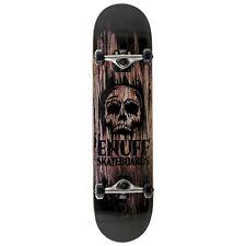 Enuff Skull Complete Skateboard, Natural