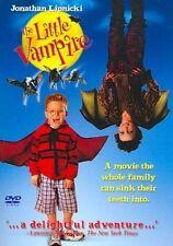 The Little Vampire (jonathan Lipnicki) Region 1 DVD
