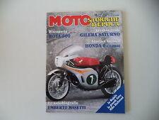 MOTO STORICHE E D'EPOCA 3/1996 HONDA 250 RC 166/LAVERDA 750/ROTA 500/LOHMANN 18