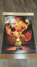 Rare & cool vintage ICP Carnival of Carnage clown poster