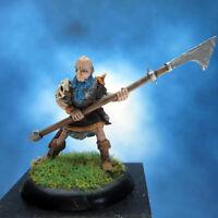Painted RAFM Miniatures Half Orc Brigand
