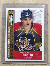 08-09 UD Collector's Choice Prime Reserve Rookie MICHAEL FROLIK RC