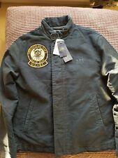 Ralph Lauren Embroidered Deck Jacket UNDERWATER OPS TEAMS BNWT Size M RRP £435