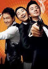"""KOREAN MOVIE""""CITY OF DAMNATION""""ORIGINAL DVD/ENG SUBTITLE/REGION 3/KOREANFILM"""