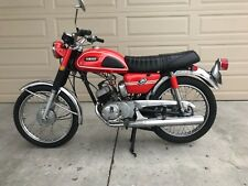 1971 Yamaha HS1-B