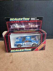"Scalextric Boxed Lancia 037 ""Pioneer"" Cat. No. C.145"