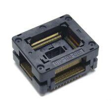 NEW Enplas OTQ-100-0.65-04 Open-Top IC Test Socket 100-Pin QFP