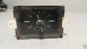 Ford Laser (KA-KB) Analogue Clock - working well!