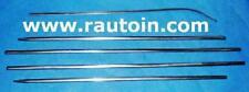 FIAT 600 Set Profili Porta Cofano Parafango Alluminio  doorsill mouldings