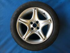 "MG F // MG TF 15"" 5 Spoke Alloy Wheel (Part #: RRC108060) With 185/55/R15 Tyre"