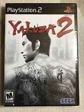 Yakuza 2 (USA Sony PlayStation 2, PS2) New/Sealed & Mint