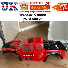 Traxxas X Maxx Xmaxx Ford Raptor Body Shell Custom