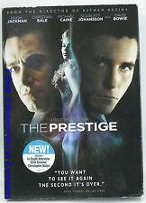 The Prestige (DVD, 2007) with Slip Cover