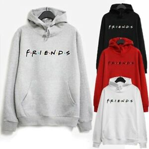 Womens Sweatshirt Hooded Hoodies Ladies T Shirt Letters Loose Blouse Autumn Tops