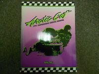 1997 Arctic Cat Kitty Cat Snowmobile Service Repair Shop Manual FACTORY OEM 97 x