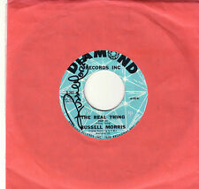 "RUSSELL MORRIS [SIGNED] ""THE REAL THING"" 1969 OOP RARE USA 7"" OZ PYSCH CLASSIC"