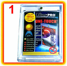 1 Ultra Pro ONE TOUCH MAGNETIC 180pt UV Card Holder Display Case sports Trading