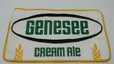 """Genesee Cream Ale Patch 8 1/4"""" X 5"""""""