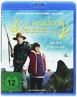 HUNT FOR THE WILDERPEOPLE BLU RAY Sam Neill WILDER PEOPLE UK Compatible New R2