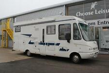 4 Sleeping Capacity Campervans & Motorhomes Automatic 2002