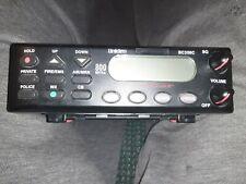 Bearcat 350c 2/440 ham fire police 800 Megahertz Table Top 12v moble Scanner
