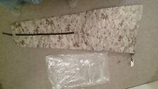 USMC CIF issued Desert MARPAT Gore-Tex trousers --Large Regular--  (never used)