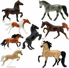 Breyer Stablemates Wild at Heart Horse Toy Set New Scale 1:32