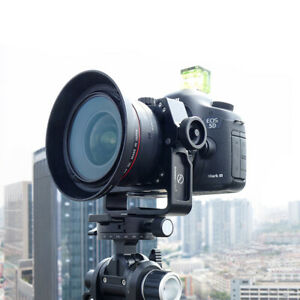SUNWAYFOTO Panorama Lens Bracket For Canon TS-E17 TS-E24 Tilt Shift Len