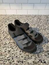 Pearl Izumi All Road v4 Mountain Cycling Shoes Men's Size 13 Black Tried On