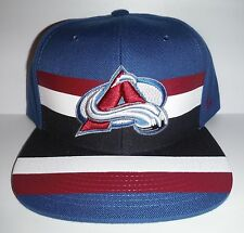 Colorado Avalanche Authentic Snapback NWT Cap  Zephyr Hat