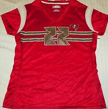 """NEW"" NFL  Tampa Bay Buccaneers #22 Martin  JERSEY SHIRT Women Junior Sz L 11/13"