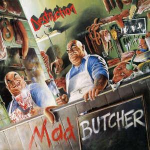 DESTRUCTION - Mad Butcher EP - CD