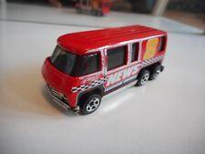 Hotwheels GMC Motorhome in Red