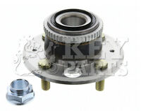 Wheel Bearing Kit fits HONDA CIVIC EK4 1.6 Rear 95 to 01 With ABS B16A2 KeyParts