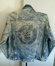 Disney Imagineering WDI Cast Jacket Size XL  Denim Collectors  Extremely RARE