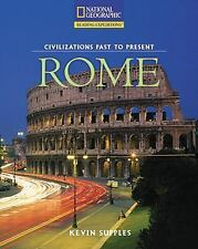 Reading Expeditions (Social Studies: Civilizations Past to Present): Rome Natio
