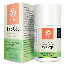 Eye Gel for Dark Circles, Puffiness, Wrinkles and Bags,Fine Lines. - The Most Ef