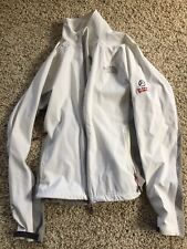 Women's North Face White Summit Series Jacket Size Small