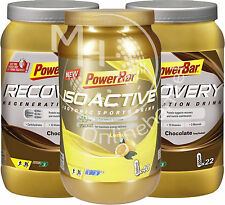 POWERBAR Isoactive Lemon 1320 G 2015 gelb